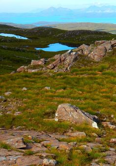 Belach Na Ba Pass,Applecross,Scottish Highlands