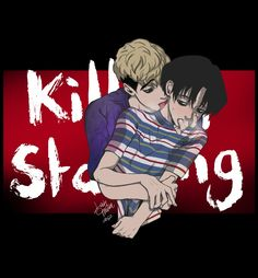 GURL WHAT AM I DOING WITH MAH LIFE??? #killingstalking #sangwoo #yoonbum #korean #manga #color #drawing #post #yaoi #horror #psychological #crazy #insane #murder #blood #knife #stalker #funny #yurionice #anime #wtf #scary #thriller