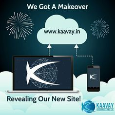 It's Official, Our New Site Has Taken Off! Kaavay is pleased to announce the launch of its newly designed website. Pay us a visit at http://kaavay.in/ for all your IT needs, with an easy access to information and enhanced visual experience. Connect with us for any of our Services today! #Kaavay #Website #Launch #MakeOver #TakeOff #LiftOff #GoDigital #GoWeb #GoMobile