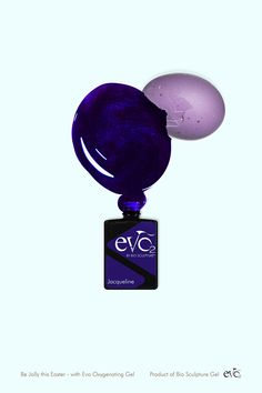 Evo by Bio Sculpture ~ Jacqueline Bio Sculpture Gel, Nail Plate, Be Your Own Kind Of Beautiful, Gel Color, Evo, Hair Makeup, Colours, Nails, Finger Nails