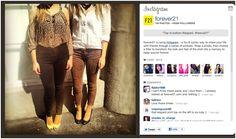 Forever21, Best-Branded Companies on Instagram