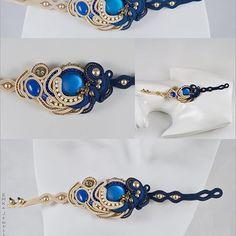 Image of soutache bracelet