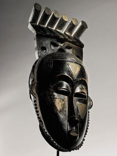 Sotheby's will sell what may be the most expensive collection of African art ever to come up at auction, that of hair salon magnate Myron Kunin.