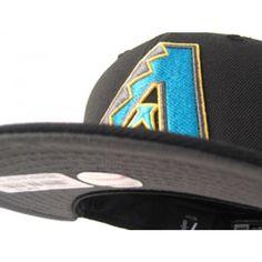 3a3d1e3ebcd Arizona Diamondbacks New Era Fitted Hats (Nike Air Jordan 11s Gamma Blue)