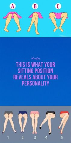 This Is What Your Sitting Position Reveals About Your Personality Health And Fitness Articles, Health And Nutrition, At Home Workout Plan, At Home Workouts, 1000 Calorie Workout, Health And Wellness Center, Bodybuilding Diet, Health Trends, Good Healthy Recipes