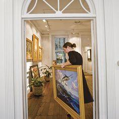 Galleries in Charleston, SC