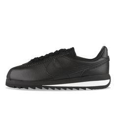 the latest b45e3 245f5 Nike WMNS Classic Cortez Epic PRM Black   Black   White - Nike Womens Here  you