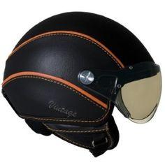 Nexx X60 Vintage Open Face Motorcycle Helmet