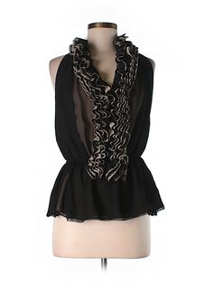 Check it out—Neiman Marcus Sleeveless Top for $21.49 at thredUP!