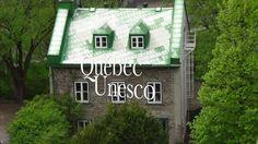 Promenade à #Québec ville du #patrimoine de l' #Unesco on Vimeo Unesco, Neon Signs, Culture, Lifestyle