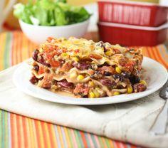 Gojee - Southwestern Lasagna by Citronlimette