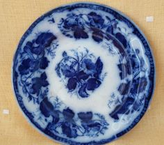 Original antiker Teller  August Novotny Karlsbad  Altrohlau 1823 - 1884 Alter, Ebay, Antique Plates