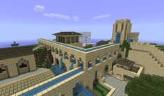 minecraft aqueduct - Google Search