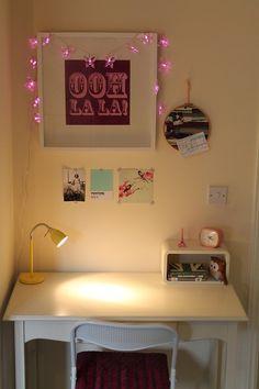 my little desk