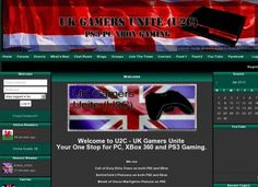 UK Gamers Unite   U2C - UK Gamers Unite Your One Stop for PC, XBox 360 and PS3 Gaming. We are A Group For Likeminded Gamers Who Like To Play The Games How They Should Be Played.