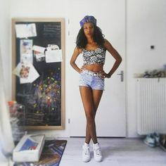 #ainekostylo afro fashion