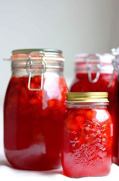 Preserves, Salsa, Mason Jars, Food And Drink, Cooking Recipes, Baking, Drinks, Drinking, Preserve