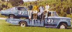 History old race car haulers, any pictures? - Page 2 - THE H.A.M.B.