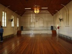 Petrie School of Arts Hall is a fully wooden, historical building that is now available for hire as a community space.