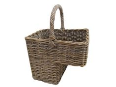 This Grey & Buff Rattan Stair Basket is a lovely practical basket handmade from Rattan and is nice and robust. Save multiple trips up and down the stairs. Just fill the stair basket and do it in one trip. Check out our other range of rattan products. Lined Wicker Baskets, Wicker Baskets With Handles, Rattan Basket, Large Baskets, Stair Basket, Lydia Elise Millen, Storage Baskets With Lids, Siam, Laundry Basket