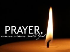 Prayer | God always answers prayer. He may say yes or no.