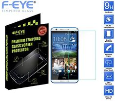 F-EYE® [HTC Desire 820s Tempered Glass], Ultra Clear Screen Protectors for , 2.5D Round Edge - 0.33mm Thickness 9H Hardness, Made From Real Tempered Glass, Shatterproof, Anti-Scratch Bubble-free, Reduce Fingerprint High Definition Clear Tempered Glass, Oleophobic Coating, Safety Packing And Easy To Install In Your Smart Phones (HTC Desire 820s) F-EYE http://www.amazon.in/dp/B019DP5V4M/ref=cm_sw_r_pi_dp_NBINwb0ZWT2N3