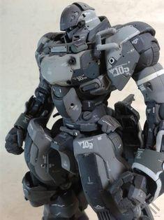 Cyberpunk Images (sekigan: Takafumi Nakagawa ??? Inspiration...) via cgpin.com