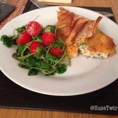Spinach  Feta Filo Pie