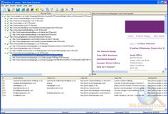 Web Email Extractor is an email extraction software. It allows you to crawl websites and extract email addresses from their pages automatically. It's an incredibly fast and flexible web crawler and email scraper which runs targeted email extractions to provide you with a client database within a short period of time.  Find details visit: http://newprosoft.com/email-extractor