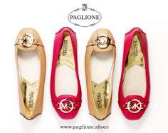Mocassini Michael Kors: Fashion, Colorati e Chic!!!  http://goo.gl/LLeCBp  #Ballerine #Shoes #Mocassini #Donna #Scarpe