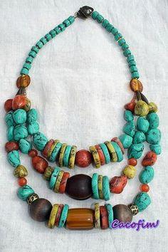 f7618209c388 Las 41 mejores imágenes de Fahoma necklace