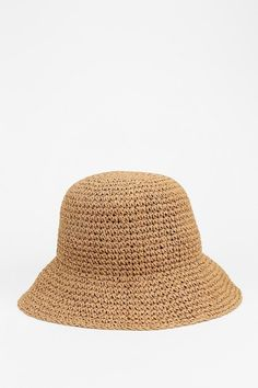31 Bucket Hats That Actually Won't Make You Look Ridiculous Sombrero A Crochet, Crochet Beanie, Knitted Hats, Knit Crochet, Crochet Hats, Kawaii Crochet, Quirky Fashion, Diy Hat, Winter Hats For Women