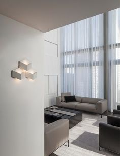 9 best feature wall lighting images on pinterest light design penthouse apartment copy vibia feature wall hallway lighting aloadofball Gallery