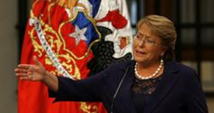 Bachelet's quick Chile quake response helps her reform campaign