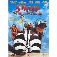 Streep wil racen.