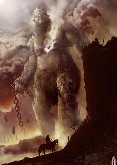 by ...    by #tiko_capdevila  #fantasy    #fantasy #anime #art  #skyrim #fallout
