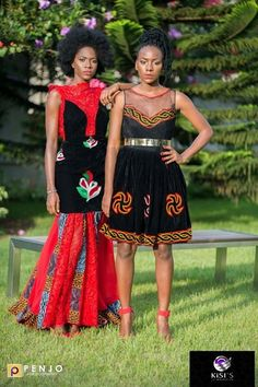 Five Ways To Wear African Print Inspired By Cameroonian Designer Kisi's Fashion Label Best African Dresses, African Fashion Dresses, African Attire, African Wear, African Women, African Shop, African Clothes, African Traditional Wedding Dress, African Wedding Dress