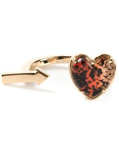 Shop Marc By Marc Jacobs heart detail ring in Stefania Mode from the world's best independent boutiques at farfetch.com. Over 1000 designers from 300 boutiques in one website.