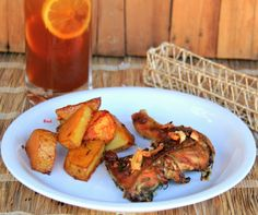 The Cuisineuer: RECIPE |  Muscovado Glazed Roasted Chicken
