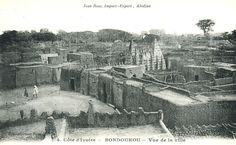 Lost Cities And Architecture Of Pre-Colonial Africa., page 3 Vernacular Architecture, Classic Architecture, Futuristic Architecture, Lost City, Guinea Bissau, Ivory Coast, Antique Maps, African History, Traditional House