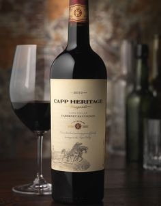 Capp Heritage Vineyards - CF Napa