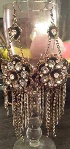 Check out these fancy in my Etsy shop https://www.etsy.com/listing/197731718/fancy-flowers-earrings-sale