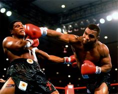 Mike Tyson 1986 poster