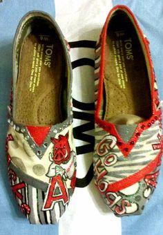 hog shoes
