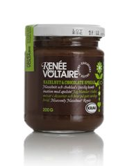 Renée Voltaire - Hazelnut & Chocolate Spread. (way better than nutella and with a touch of orange!)