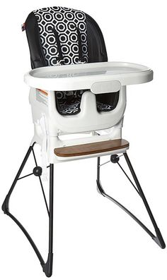 Fisher Price   Delux High Chair By Jonathan Adler Carriers Travel