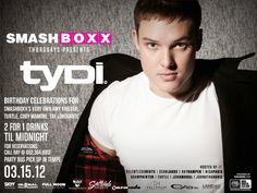 TYDI @ Smashboxx 03.15.12