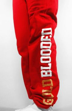 The Gold Blooded Sweats