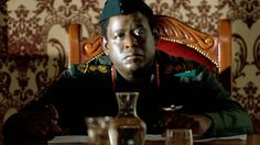 """Idi Admin"" / Forrest Whitaker - The Last King of Scotland (2006)"