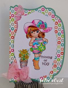Thinking of You -- for Crafty Sentiments Designs